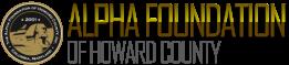 Alpha Foundation Golf Tourney Logo